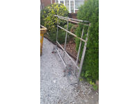 Free: Large builders roof rack. Must go ASAP!