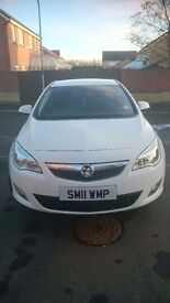Vauxhall astra 1.7 cdti 11 plate diesel