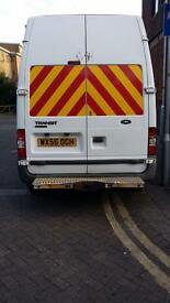Ford transit lwb for sale