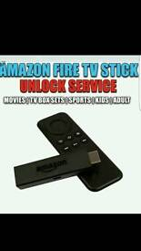Amazon firestick and android box updating