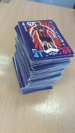 Match Attax Premiership 16/17 swops for sale, 1st come 1st served nearly completed so selling swops