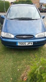 FORD GALAXY VERY RELIABLE 1.9 TD