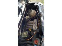 Spares or repair , Diesel LWB, lowered, alloys, ply/carpet lined, Lino floor, electric hook up.