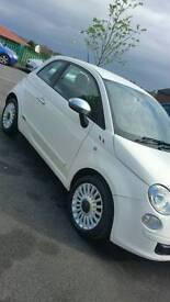 FIAT 500 1.2POP WHITE 58REG