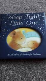 Sleep Tight Little One, bedtime story book