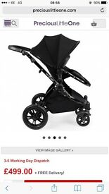 Ickle bubba 3 in 1 travel system