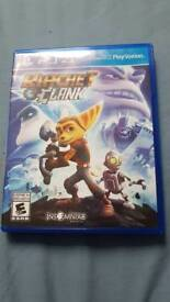 Ratchet and clank 2017 ps4 game