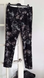 LADIES LACE TROUSERS x2 - BRAND NEW