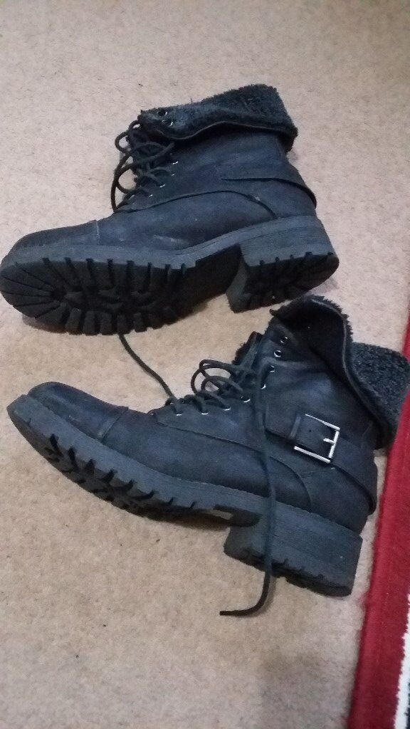 Womens boots, all size 6in Worthing, West SussexGumtree - 3 pairs of womens boots, all hardly worn conditions. £10 each. I prefer collection but would consider posting