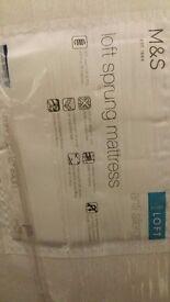 Brand new mattress