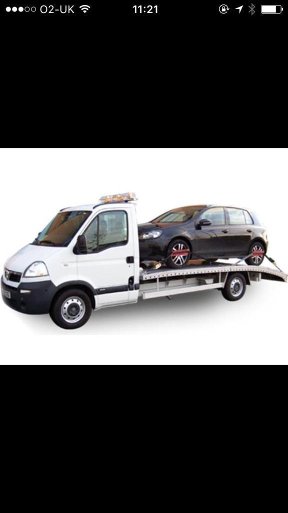 24 hours car breakdown recovery service