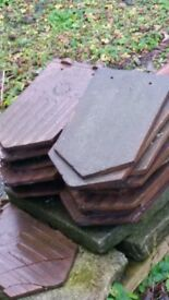 Roof Tiles Acme Sandstorm circa 29. COLLECTION ONLY