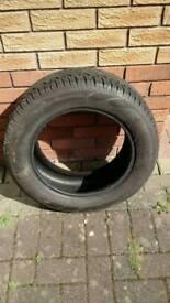 Millenniym 195/60/15 tyre like new