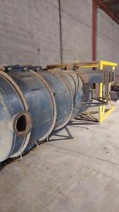 Donaldson Torit Bag House Dust Collector, 37 Bags