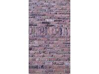 Medium surrey blend bricks for sale.