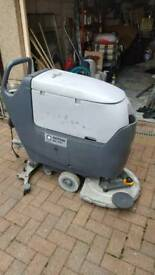 NILFISK BA 531 Industrial Scrubber / Floor Cleaner