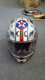 KBC War Bird Full Face Helmet