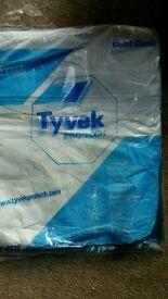 Tyvek xxl coveralls