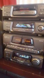 Technics midi Hi-fi