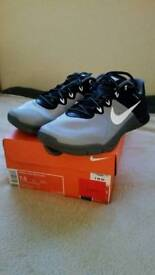 Gym trainers, not used, size UK 5