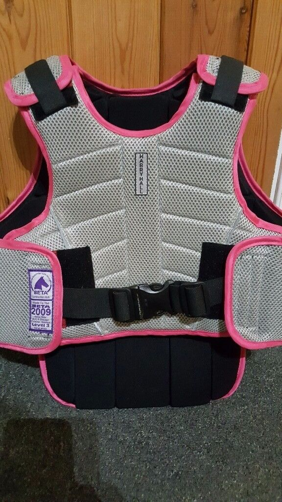 Pink body protector