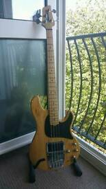 Ibanez atk 300 active 4 string bass