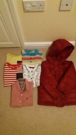 Boys clothes size 3 and 4-5