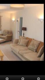 Three seater and two seater suite BARGAIN