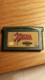 Zelda: A Link to the Past for Gameboy Advance
