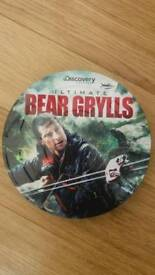 Bear Grylls ultimate dvd collection