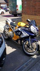 Honda CRB 900 RR FIREBLADE lovely bike, viewing welcome