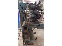 Ye olde Lathe fully working excellent contion £300 ono