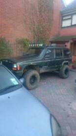Jeep Cherokee xj 2.5 td 1998