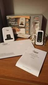 Tommee Tippee Sensor Baby Monitor