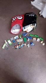 Playmobil toy sets x2