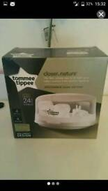 Tommee Tippiee microwave steam steriliser