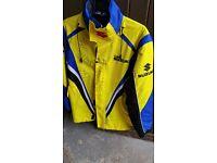 Suzuki paddock jacket