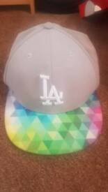 New Era LA Snapback