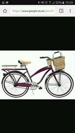 Womens bike cruiser HUFFY