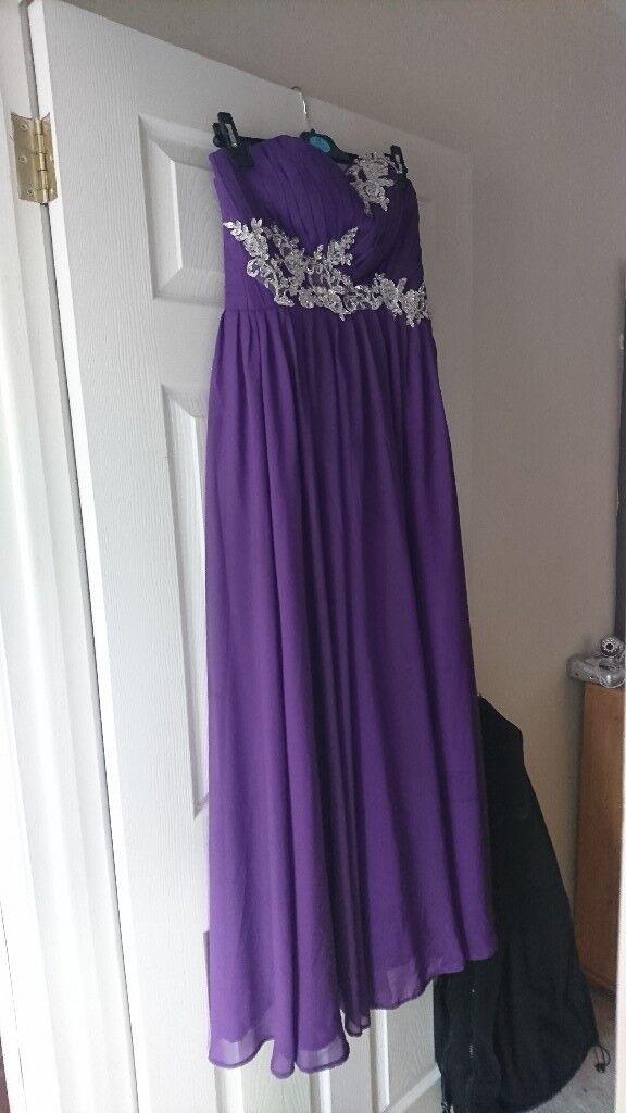 Purple formal dress/bridesmaid dress | in Lisburn, County Antrim ...