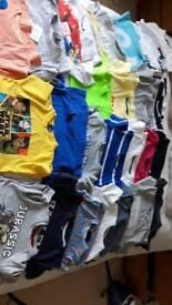 26 Boys T -shirts aged 7-8