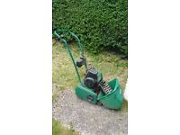 suffolk punch roller mower