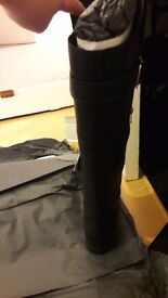 Knee lenght boots