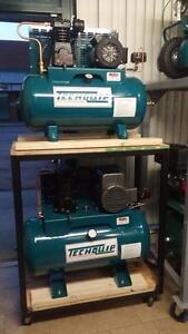 Industrial Grade TECHQUIP Sprinkler Sytem Air Compressors-IN STOCK!!!