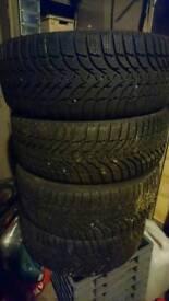 Kumho Winter Tyres 205/45R16