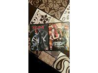 Hellboy DVDs 1&2