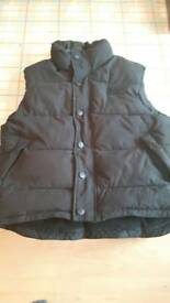 Childs body warmer