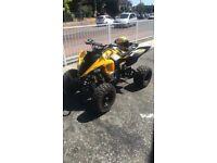 Yamaha raptor yfm 700 loaded