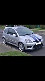 Ford Fiesta st 2005 may px