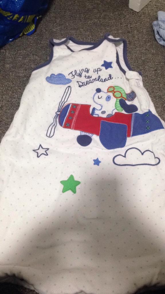 wholesale dealer 5a23d 2b116 Morrisons sleeping bag - 0-6 months | in Lightwater, Surrey | Gumtree